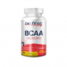БЦАА Be First Capsules 120 кап