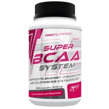 БЦАА Trec Nutrition Super BCAA System 150 капс